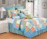 Hotel / Inicio de cama de algodón Set con Set de edredón