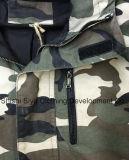 고품질 옥외 Amy Camo 형식 디자인을%s 가진 성숙한 남자 재킷