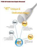 De Draagbare Kleur Doppler van Hotselling 4D