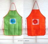 Горячие дешевые конкурентных кухня халат с дизайном в виде гирлянды