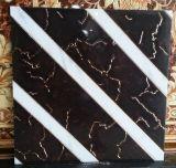 Vitrified плитка пола ковра комнаты фарфора Polished кристаллический живущий
