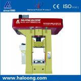 Sistema que introduce servo prensa de planchar del ladrillo refractario para el mercado de la India