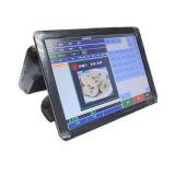 widerstrebender 15inch Touch Screen aller in einem Noten-Monitor für Positions-Registrierkasse