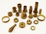 Mecanizado de precisión CNC parte de latón