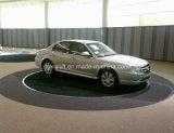 Plataforma de giro de 360 graus para a mostra de carro