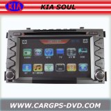 Aluguer de DVD para KIA Soul (HT-J803)