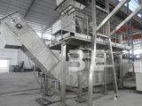 Baterias acidificadas ao chumbo gastas que recicl a linha de recicl a máquina com Ce