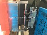 200t 전동 유압 자동 귀환 제어 장치 판금 격판덮개 CNC 구부리는 기계