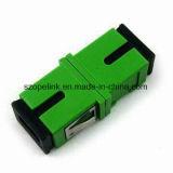 Adaptador da fibra óptica do Sc