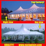 De hoge Piek Gemengde Tent van de Markttent voor Handel toont in Grootte 10X30m 10m X 30m 10 door 30 30X10 30m X 10m