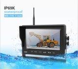 Wasserdichter Monitor