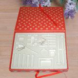 Amante de la caja de regalo de papel personalizados de lujo de cartón reciclado para almacenamiento