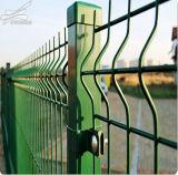3D塀、Weireの溶接された塀、電流を通された網の塀