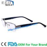 2014 Cadres de lunettes de concepteur, les lunettes d'images, Fashion titane Châssis optique