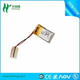 Niedrige Preis 401323 80mAh 3.7V nachladbare Li-Ionplastik-Batterie