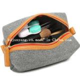 Sacchetto poco costoso della moneta della borsa del feltro di modo di alta qualità