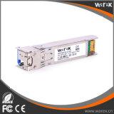 Borcade Vernetzungs-optischer Lautsprecherempfänger-einzelne Faser Tx 1270nm Rx 1330nm SFP+