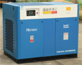 de 7-10bar olie-Ingespoten Stationaire Compressoren van de Lucht van de Schroef