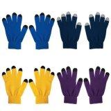 De nuttige Innovatieve heet-Verkoopt Handschoen van de Schraper van het Ijs van het Embleem van de Douane