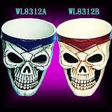 Cadeau d'artisanat d'Halloween / Parti Fournitures / la vaisselle de table - Verres de Luau (WL4812)