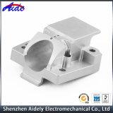 Piezas de aluminio del CNC de la precisión que trabajan a máquina por encargo para el espacio aéreo