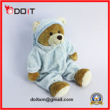 Pyjama ours en peluche jouet en peluche ours en peluche Kid jouet en peluche