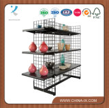 Grid Wall Gondola Display for Retail Store