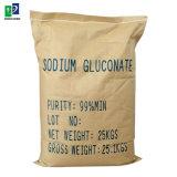 Mélange de béton de la pureté de 98 % Gluconate de sodium