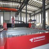 Faser-Laser-Ausschnitt-Maschinen-Edelstahl CNC-500W