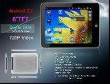 Tablet PC 8 Inch Dual Core 800MHz 1.3m Pixel WiFi, RJ45 3G (HX-P8)