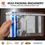 Machine automatique de fabrication de sacs de sécurité en plastique pour la police bancaire