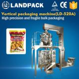 Máquina de empacotamento automática para feijões secos do chocolate do alimento da porca