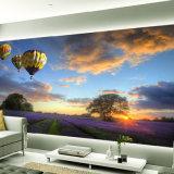 Impressão impermeável das pinturas murais da parede da paisagem da decoração Home da alta qualidade