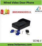 9 Intercom Doorphone van de Opname van het Wachtwoord RFID van de duim 900tvl de Video
