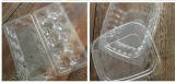 Biscoito, BOPS do recipiente de bolo, máquina de termoformação Pet (PPTF-2023)