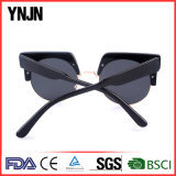 Ynjn PC Frame No Logo Men Novidade Óculos de sol