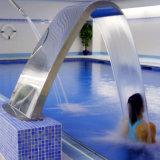 Het Gordijn van het Water van de Pool van de Massage van de Hals van het KUUROORD van het Zwembad van Fenlin
