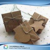 Boîte-cadeau de empaquetage mignonne de bijou de papier d'emballage avec les accessoires (xc-pbn-025b)