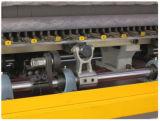 高速コンピュータ化されたロックのステッチ(シャトル)のマルチ針キルトにする機械
