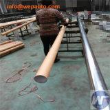 Rail de guidage linéaire trempés par induction barre en acier au chrome dur OD100mm