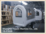 Ys-Fv220販売米国のための移動式食糧ヴァンのファースト・フードのトレーラー