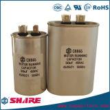 Cbb65 Sh 타원형 나사 축전기 모터 실행 AC 기름 축전기