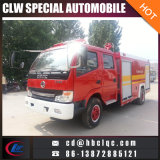 Good Sales 4t Water and Foam Fire Extinguish Tanker Truck
