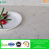 Misty Artificial Marble Quartz Stone for Countertop Kitchcountertop Supplier