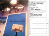 luz fresca del panel de 144W LED para la iluminación del estudio