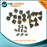 Вставки карбида вольфрама режущих инструментов CNC карбида вольфрама