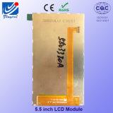 5.5 '' индикация HD IPS TFT LCD