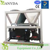 Refrigeratore a vite modulare di raffreddamento ad acqua dell'aria