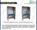 Cabina de seguridad biológica del laboratorio del laboratorio de la clase II (BSC-1000IIA2)