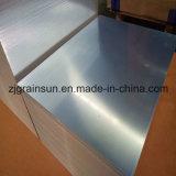 Feuille en aluminium pour Le STB